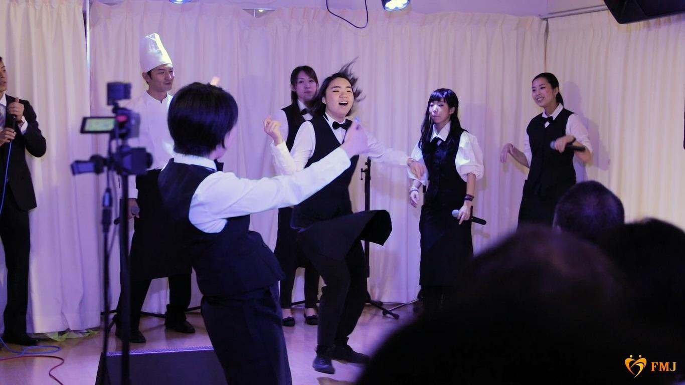 結婚式ダンス動画