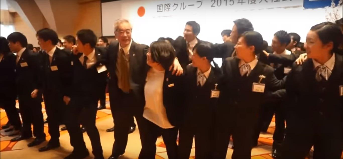 忘年会余興ダンス動画
